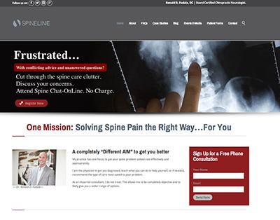 spineline website