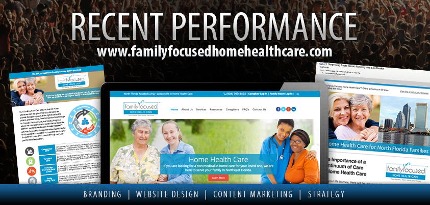 Family Focused Home Health Care Marketing