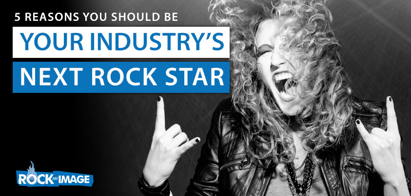 rock star of your industry