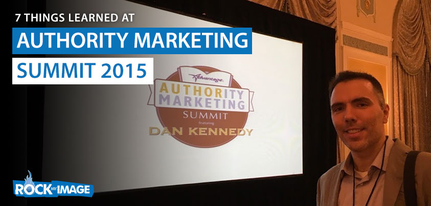 7 Things Learned at the Authority Marketing Summit