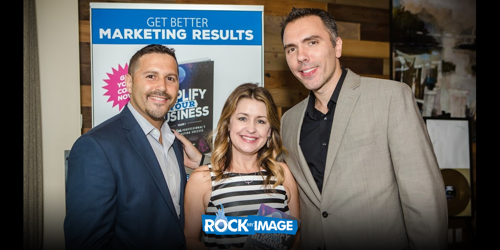 Amplify Your Business Book Launch Party