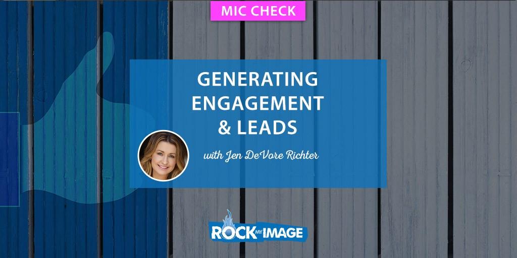 generate engagement