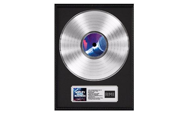 Platinum Record