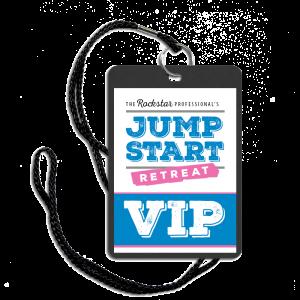 The Rockstar Professional's Jumpstart Retreat VIP Upgrade