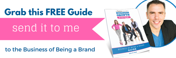 Grab this FREE Business of Being a Brand- Kenny Author