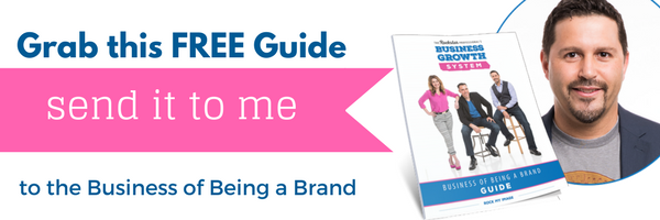 Grab this FREE Business of Being a Brand- Manny Author