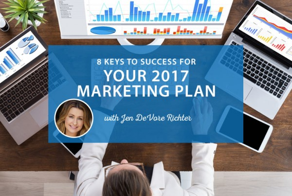 2017 marketing plan