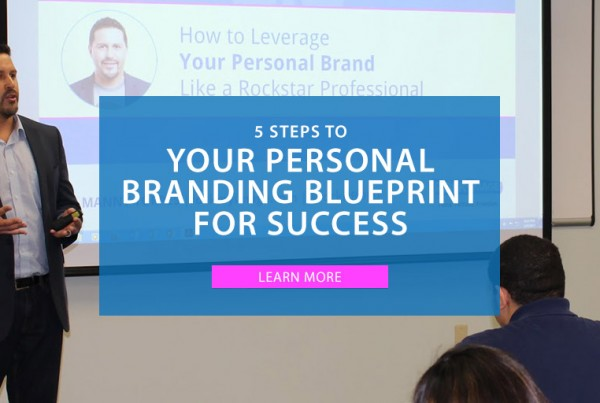 5 Steps to Your Personal Branding Blueprint for Success