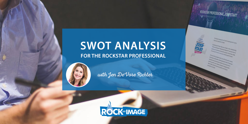 SWOT Analysis for Rockstar Professional