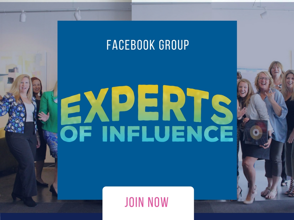 Experts of Influence Facebook Group