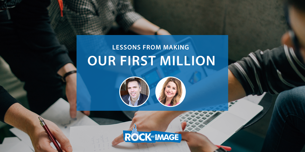 Lessons from making our first million