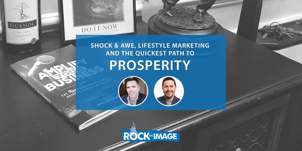 Max Profits Live: Shock & Awe, Lifecycle Marketing & Quickest Path to Prosperity