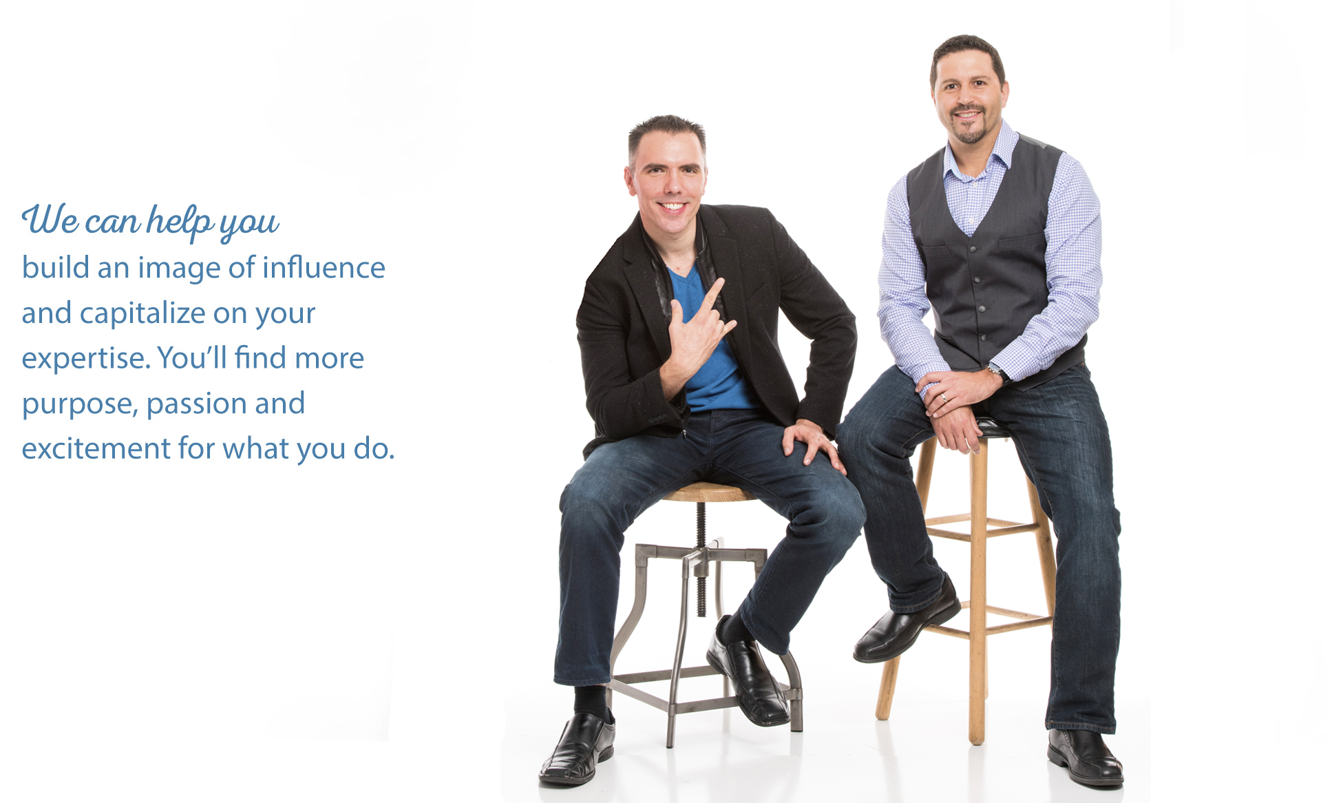 Build an Image of Influence