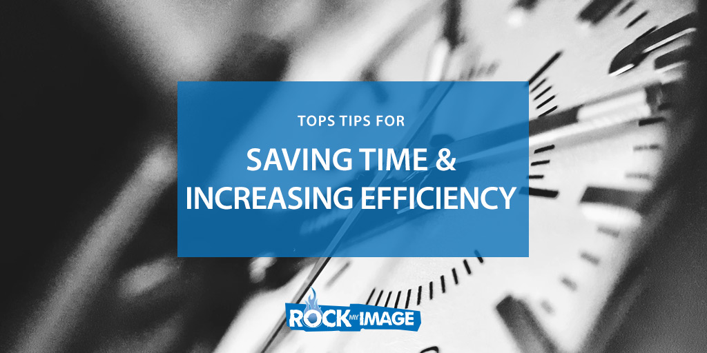 How to Save Time and Improve Efficiency in Marketing